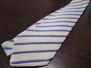 ネクタイのシミ抜き