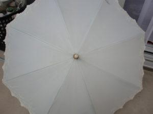 日傘の洗濯