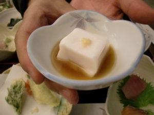 さくら豆腐 in マハイナ