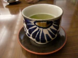 お茶 in マハイナ
