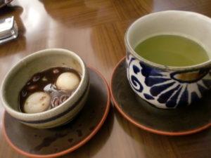 おきなわぜんざいとお茶 in マハイナ