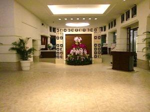 マハイナエントランスホール