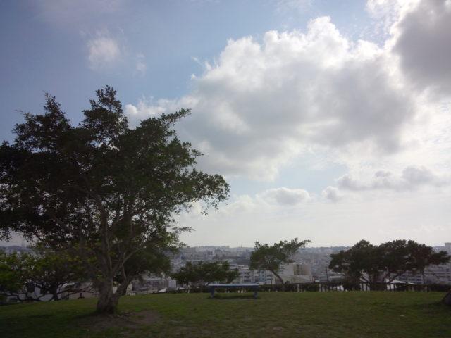 大石公園からの眺め