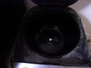 汚れた炊飯器