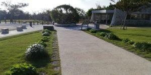 cemetery of Naha city